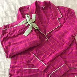 'Juicy Couture' pajama set in pink print